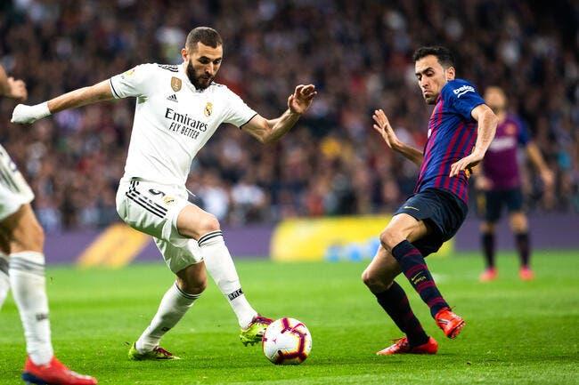 Esp : Le Real Madrid est une équipe fragile, Fred Hermel se met à flipper !