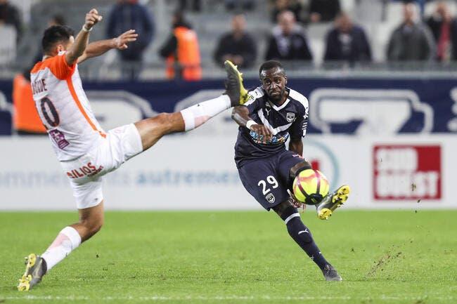 Montpellier se relance sur le dos d'un pauvre Bordeaux