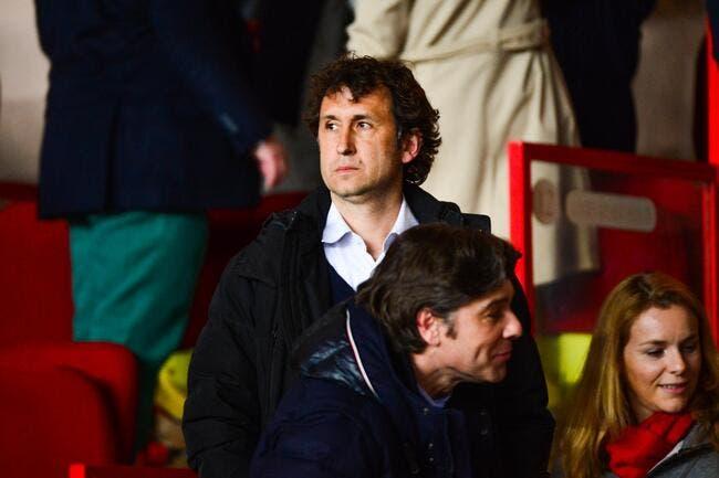 OGCN : Gilles Grimandi nommé directeur technique de Nice