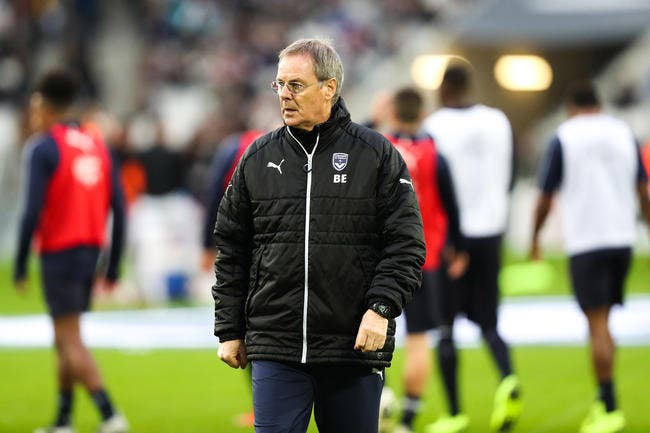 FCGB : Il n'y a plus qu'une solution, les Girondins supplient DaGrosa