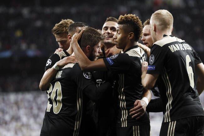 L1 : L'Ajax a ridiculisé l'OL et l'OM, Gilbert Brisbois sort les chiffres