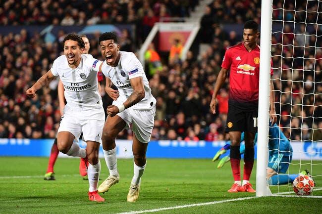 PSG - Manchester United : Les compos (21h sur RMC Sport 1)