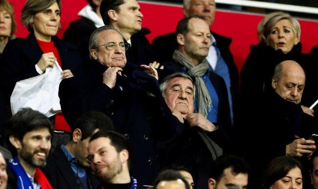 Real: Réunion de crise à Bernabeu, Pérez appelle Zidane au secours