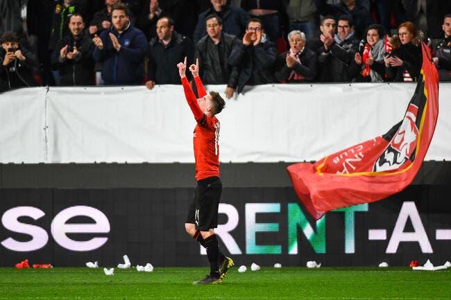 EL : Arsenal renversé, c'est la folie à Rennes !