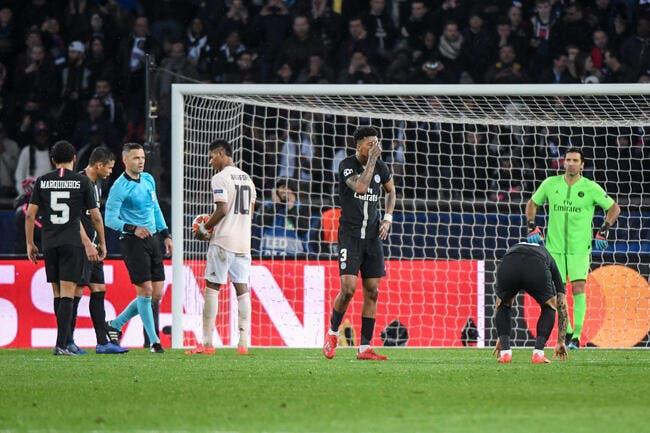 PSG: Le penalty contre Kimpembe crée la polémique... en Angleterre !