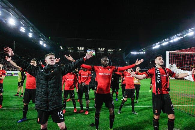 SRFC : Rennes en meilleure promotion de la L1, Létang est fier
