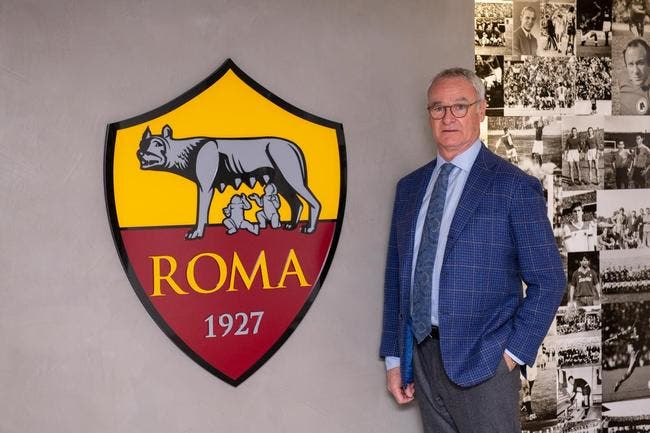 Officiel : Claudio Ranieri retrouve la Roma