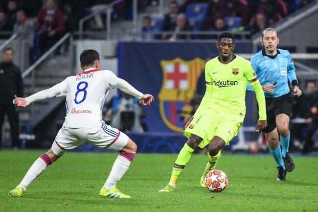 OL: Même pas la peine d'aller à Barcelone, Denis Balbir est cash