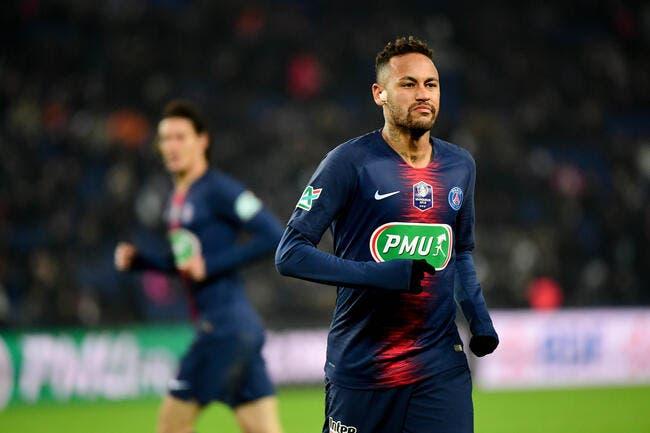 PSG : Si Rabiot est un danseur, il accuse Neymar d'être une danseuse !