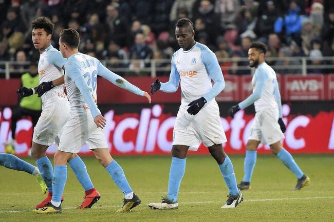 OM: Balotelli juré fidélité à Marseille...sous conditions
