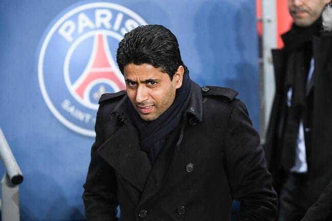 PSG : Furieux, Al-Khelaifi imite Mohamed Henni et casse sa télé !
