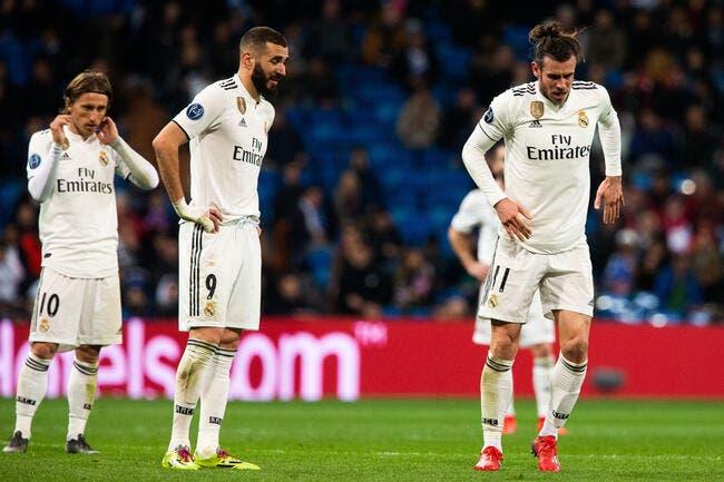 Real: Mourinho fait déjà le ménage, 4 cadres dont Benzema dehors!