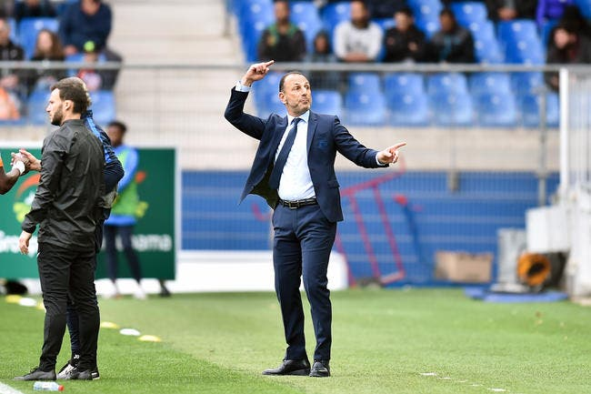 MHSC : Montpellier s'est fait broyer, Der Zakarian n'en revient pas