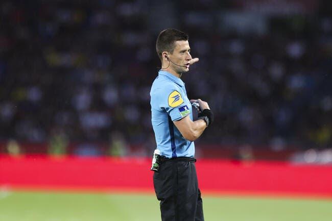 OM: Cet arbitre pour Marseille-Nice, c'est louche