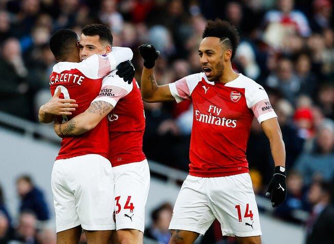 PL : Avant Rennes, Arsenal s'offre le scalp de Manchester United