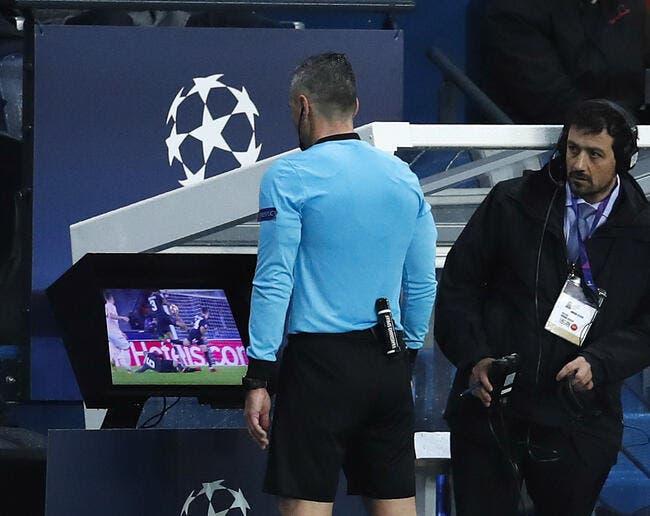 PSG : Platini hurle au scandale pour le penalty sifflé contre Paris !