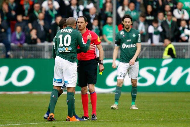 ASSE : Khazri fait du mal à Saint-Etienne, et il le sait !