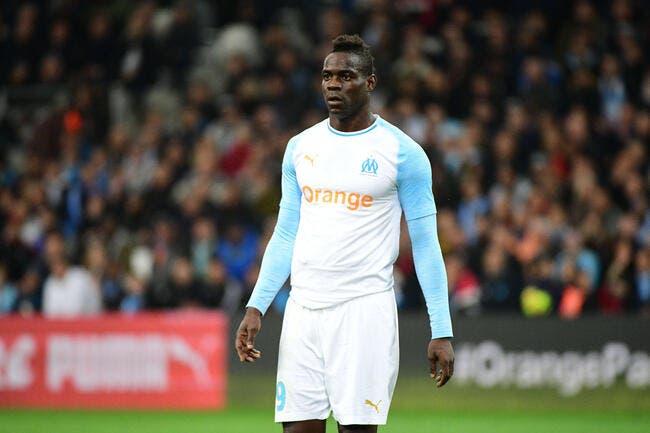 OM : Marseille n'est rien sans lui, Balotelli le rend totalement fada