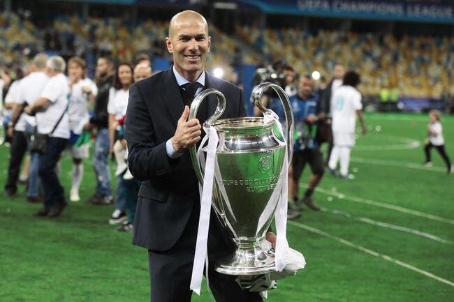 Real : Zidane a tout à perdre, Fred Hermel le met au parfum