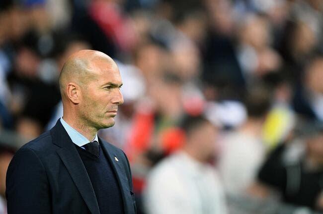 Real : Zidane est de retour chez lui, et il promet du changement !