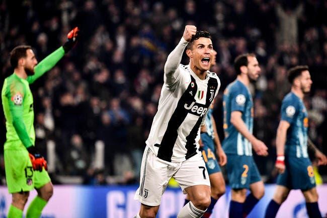 LdC: Cristiano Ronaldo, le Dieu de la Ligue des Champions