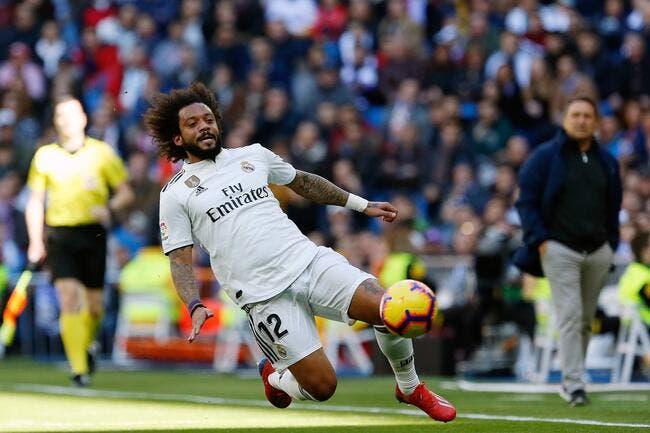 Mercato : Marcelo vendu à la Juve, Zidane annule le deal !