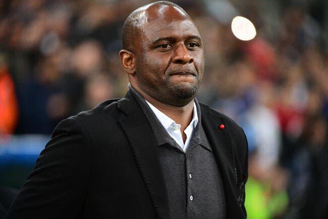 OGCN : Le nouveau boss de Nice verrouille Patrick Vieira