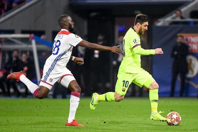 FC Barcelone - OL : Les compos (21h sur RMC Sport 1)