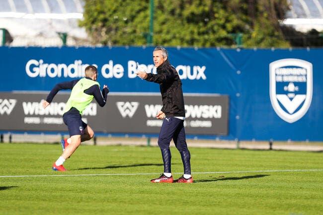 FCGB: A peine arrivé, Paulo Sousa fait déjà fait mal aux Girondins