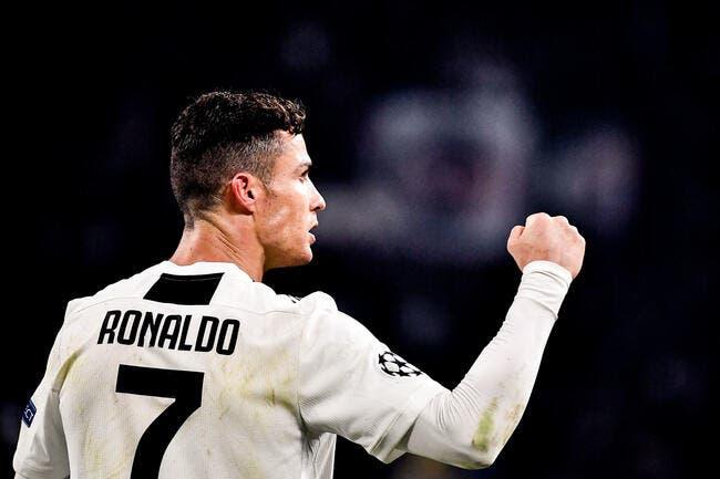 LdC : Cristiano Ronaldo est le meilleur joueur du monde, il clôt le débat