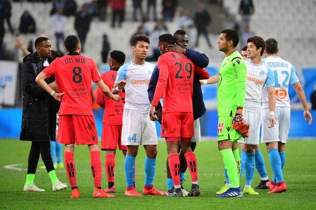 OM : Balotelli s'est salement comporté, un joueur accuse