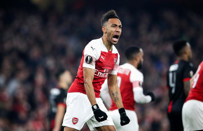 EL : Aubameyang éteint Rennes, Arsenal en briseur de rêve
