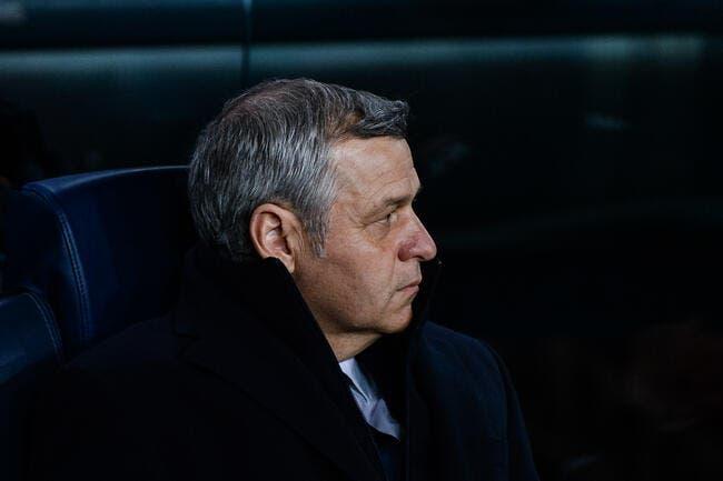 OL: C'est l'effet Zahavi, Genesio fait une touche en Premier League