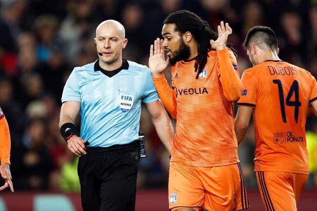 OL : Non la VAR n'a pas buggé, l'UEFA sort de son silence