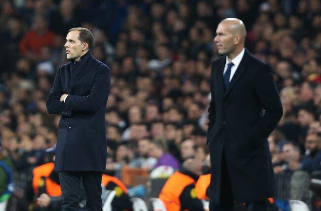 PSG: Pourquoi aller chercher Zidane quand on a Tuchel ?