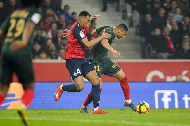 L1 : Monaco relance la course à la deuxième place à Lille