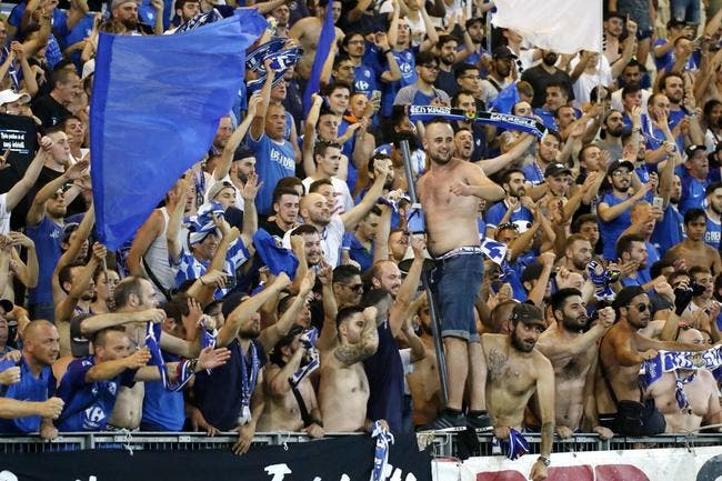 L2 : Gros fight entre les supporters de Grenoble et ceux de Nancy