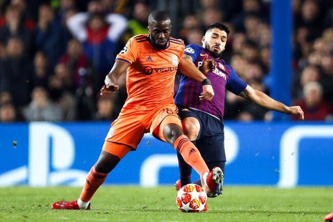 OL : Il échappe à la critique après Barcelone, il est bien le seul