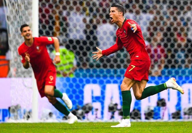Portugal: Cristiano Ronaldo fait son retour en sélection