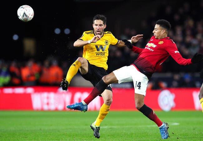 United éliminé à Wolverhampton — Cup