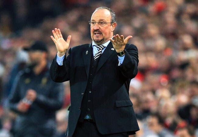 OL : Benitez se fout royalement de la rumeur Genesio