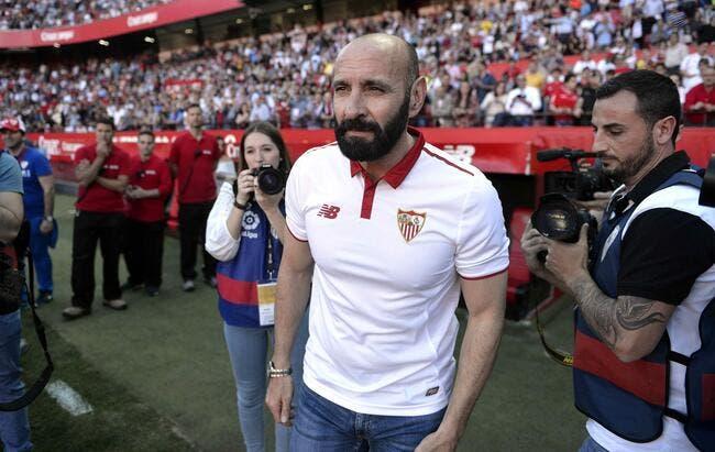 Esp : Monchi revient officiellement à Séville