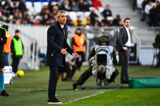 FCGB : Paulo Sousa juge sa première à Bordeaux