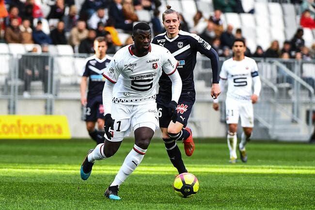 L1 : Niang gâche les débuts de Paulo Sousa à Bordeaux !