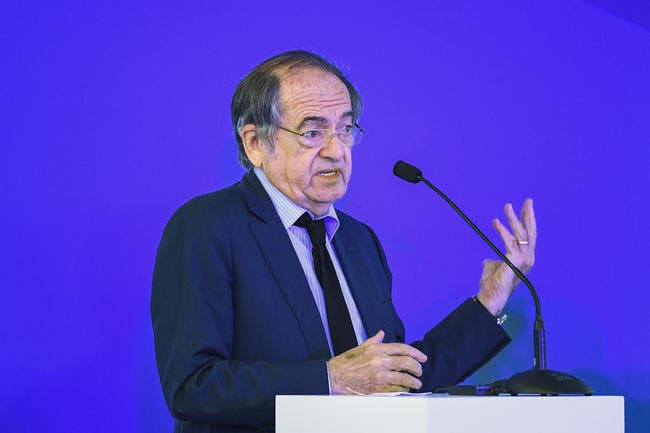 EdF : «Pas question, même en rêve», la réponse de Le Graët à Véronique Rabiot