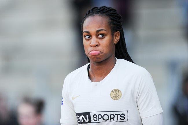 LDC féminine : Le PSG sombre à Chelsea