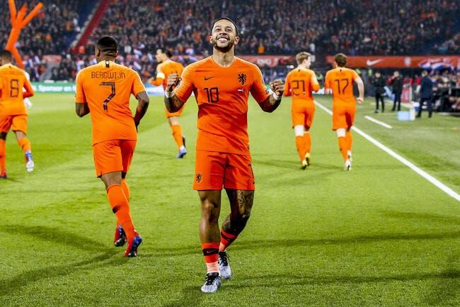 OL : Coéquipiers, position... Memphis Depay préfère les Pays-Bas