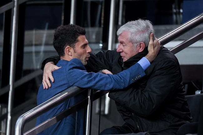 PSG : Luis Fernandez fait (encore) son retour à Paris !