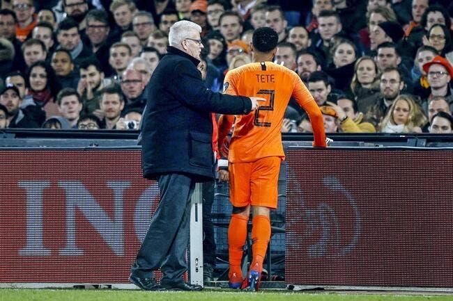OL : Kenny Tete blessé, un énorme coup dur pour Lyon ?