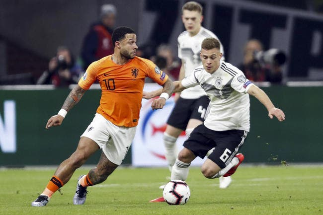 Euro 2020 : Malgré Memphis, l'Allemagne tape les Pays-Bas